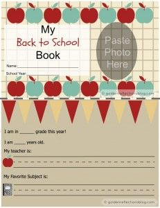 FREE Back to School Activity Book - Frugal Homeschool Family