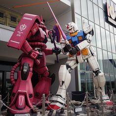 #gundam #osaka #japan #expocity #photography #photooftheday #beautiful #love #awesome