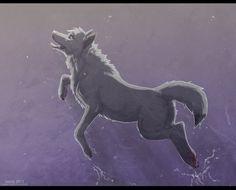 Shemha wolf by Azzai.deviantart.com