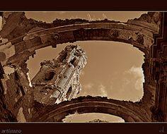 Belchite - Zaragoza ruins