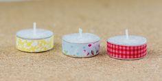 15 ideias para decorar com Washi Tape