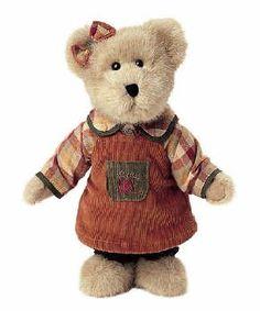"Boyds Bear ""Kimberly Punkinbeary"""