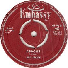 45-WB 409. Apache. Bud Ashton. 45.