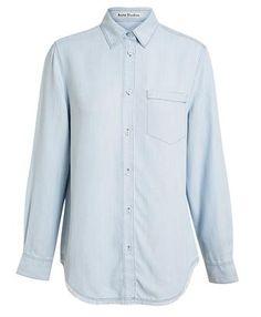 ACNE - Chambray Denim Shirt