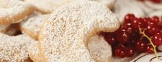Viennese Crescent Cookies Recipes - Viking River Cruises
