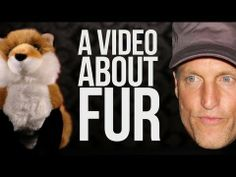 """Woody Harrelson Joins Humane Society in Calling for a """"Fur-Free"""" 2013 http://www.ecouterre.com/woody-harrelson-joins-humane-society-in-calling-for-a-fur-free-2013/"""