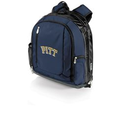 Navigator Backpack Cooler and Portable Seat - Pittsburgh Panthers