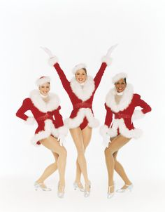 The Rockettes Christmas Show @ Radio City Music Hall, New York - saw it every year as I was growing up.