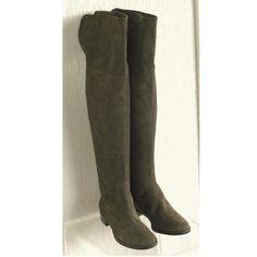 Tip: Ralph Lauren Boots (Olive)