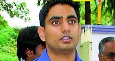 Nara Lokesh booked for tweet against KCR - Teluguabroad
