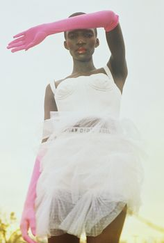 Achok Majak by Petra Collins for CR Fashion Book Issue 10