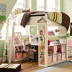 Trucos y grandes ideas para espacios pequeños | Decorar tu casa es facilisimo.com