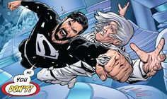 Weird Science DC Comics: Superman: Lois and Clark #5 Review