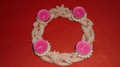 Adventní věnec Ceramic Art, Bracelets, Jewelry, Jewlery, Jewerly, Schmuck, Ceramics, Jewels, Jewelery