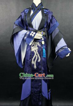 Hanfu, Kimono, Ancient Chinese (Male). Hanfu, Japanese Outfits, Japanese Fashion, Traditional Fashion, Traditional Outfits, Pretty Outfits, Cool Outfits, Japanese Trends, Male Kimono
