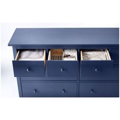Ikea Hemnes Dresser Chest with 8 Drawers Solid Pine Blue  http://www.mytimehome.com/ikea-hemnes-dresser-chest-with-8-drawers-solid-pine-blue/
