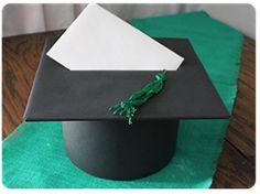 #DIY #Graduation Card Box