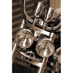 """Trent Austin Design Photography Harley Motorcycle Photographic Print on Canvas Size: 18"""" H x 12"""" W x 0.75"""" D"""