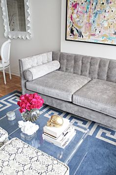 The Home of Bambou: Hollywood Regency Week : Glam It Up With X-Benches
