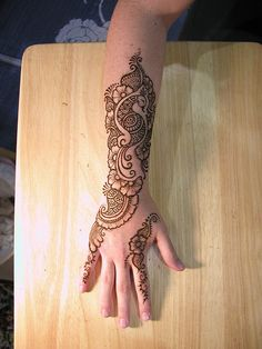 henna     i would want to get this as a part of a sleeve tattoo for sure