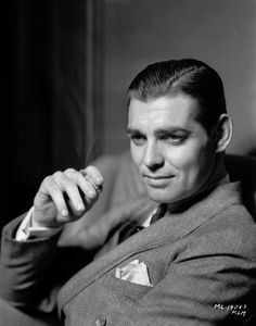 Clark Gable | 24 Hunky Actors That Will Make You Wish Time Travel Was Real