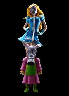 ALICE vinyl figure (Limited Edition) (front) by Mike Shinoda Mike Shinoda, Vinyl Figures, Disney Characters, Fictional Characters, Alice, Aurora Sleeping Beauty, Breathe Easy, Disney Princess, Art