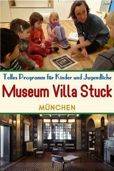 Das Museum Villa Stuck bietet ein eigens für Kinder und Jugendliche konzipiertes Programm. FRÄNZCHEN bietet mit verschiedenen Kursen vielfältige Möglichkeiten kreativ zu sein. #museummünchen #stuck #villastuck #münchenmitkindern #ferienkursemünchen #ferienprogrammmünchen #kinderprogrammmünchen #ausflugszielemünchen #münchenkinderregen