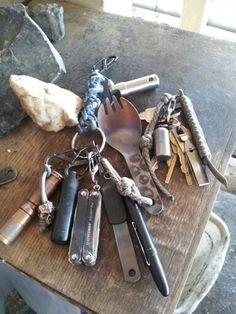 Cannucks edc keychain.