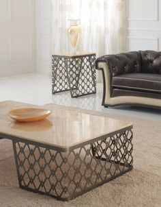 VOGUE Low coffee table by Formenti