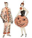 Image detail for -Vintage Halloween Costumes -- Dress-up for Halloween -Halloween ...