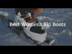 Best Womens Ski Boots