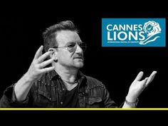 Bono Receives Inaugural Cannes LionHeart Award for (RED)