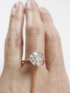 Featuring a stunning natural herkimer diamond stone in beautiful quality. The gemstone was hand crafted into a gold filled bezel set ring. Ring Ring, Bezel Set Ring, Herkimer Diamond, Gold Diamond Rings, Diamond Stone, Etsy Jewelry, Jewelry Rings, Fine Jewelry, Druzy Jewelry
