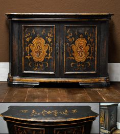Hand Painted Dining Room Furniture at Accents of Salado