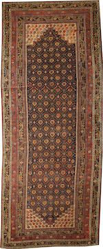 Malayer long carpet  size approximately 5ft. x 12ft. 6in.