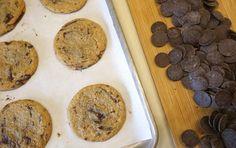 Elia's chocolate chip cookies