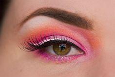 Sailor Chibimoon inspired makeup by http://thebeautyinspirations.com/2016/01/sailor-chibi-moon-blogparade/