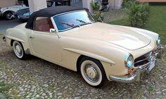 Mercedes Benz - 190 SL - 1959