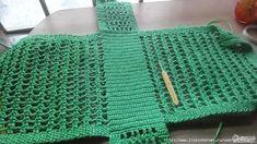 Beautiful Skills - Crochet Knitting Quilting : Crochet Bag With Macrame Rope - Tutorial - Diy Crafts - mokokos Bag Crochet, Crochet Market Bag, Crochet Handbags, Crochet Purses, Crochet Stitches, Free Crochet, Crochet Patterns, Crochet Bag Tutorials, Diy Crafts Crochet