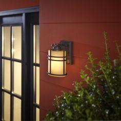 Altabourne Small Wall Light Bronze