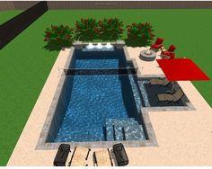 92 Best Pool Rectangular Images Piscinas Casas Modernas Piscina Rectangular