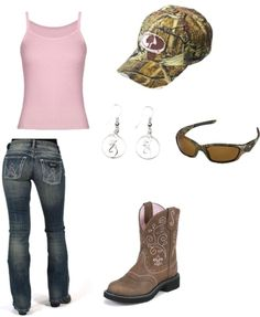 """""""Lets go out shootin!"""" by lilcountrygal08 on Polyvore"""
