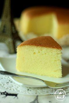Nasi Lemak Lover: Golden Sponge Cake 黄金海绵蛋糕