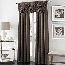 image of Otello Honeycomb Pinch Pleat Window Curtain Panels