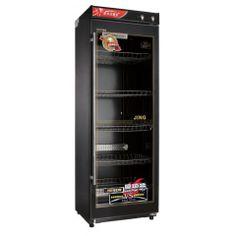 Tủ sấy bát công nghiệp YTD430-1-08 - dung tích 430 lít, sấy nóng công nghệ halogen + khử trùng, thương hiệu Eikao.