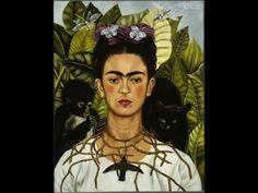 La vita di Frida Kalho ed il suo amore per Diego Rivera. Il dolore e l'amore nelle sue parole e nei suoi quadri saranno n mostra alle Scuderie del Quirinale dal 20 marzo al 31 Agosto.