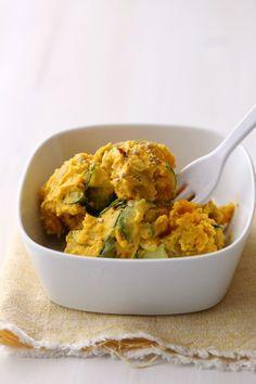 カロリーダウン かぼちゃのヨーグルトサラダ by 管理栄養士・佐野ひとみ 「写真がきれい」×「つくりやすい」×「美味しい」お料理と出会えるレシピサイト「Nadia   ナディア」プロの料理を無料で検索。実用的な節約簡単レシピからおもてなしレシピまで。有名レシピブロガーの料理動画も満載!お気に入りのレシピが保存できるSNS。