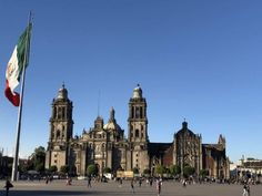 Beautiful Landscapes, Beautiful Gardens, Next Holiday, Capital City, Walking Tour, Mexico City, Holiday Destinations, World Heritage Sites, Night Life