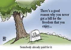 memorial day cartoon pictures