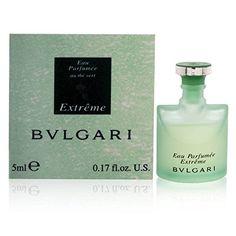 BVLGARI Eau Perfume Au The Vert Extreme Eau De Toilettes Mini 017 Ounce *** Check out this great product.